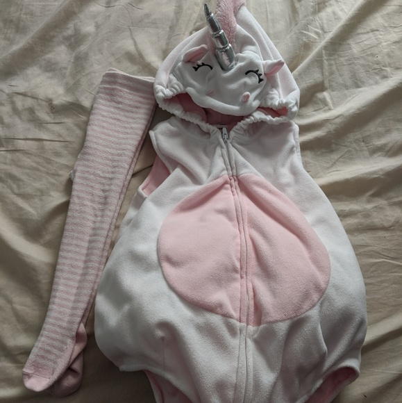 Carter's Other - Unicorn costume